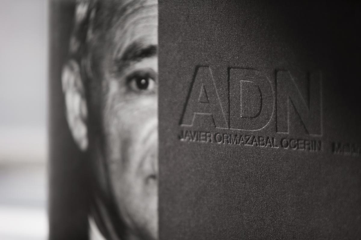 Velatia Javier Ormazabal diseño editorial audiovisual Comunicación corporativa