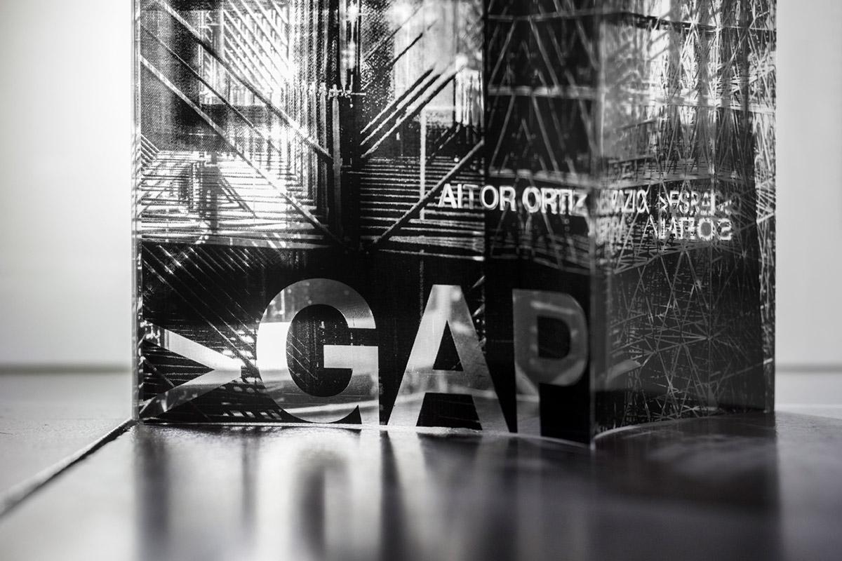 Aitor Ortiz Diseño editorial GAP