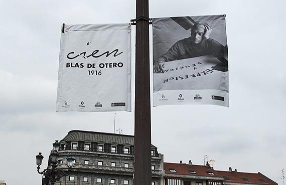 Centenario Blas de Otero - Ayuntamiento de Bilbao