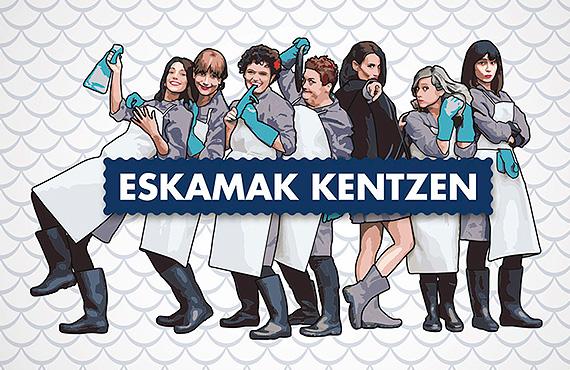 Eskamak Kentzen - EITB