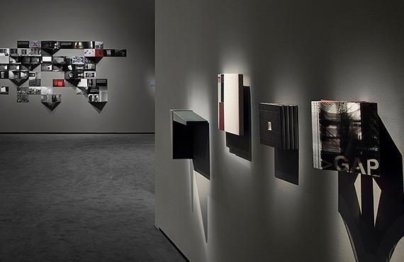 Exposición de catálogos - Aitor Ortiz