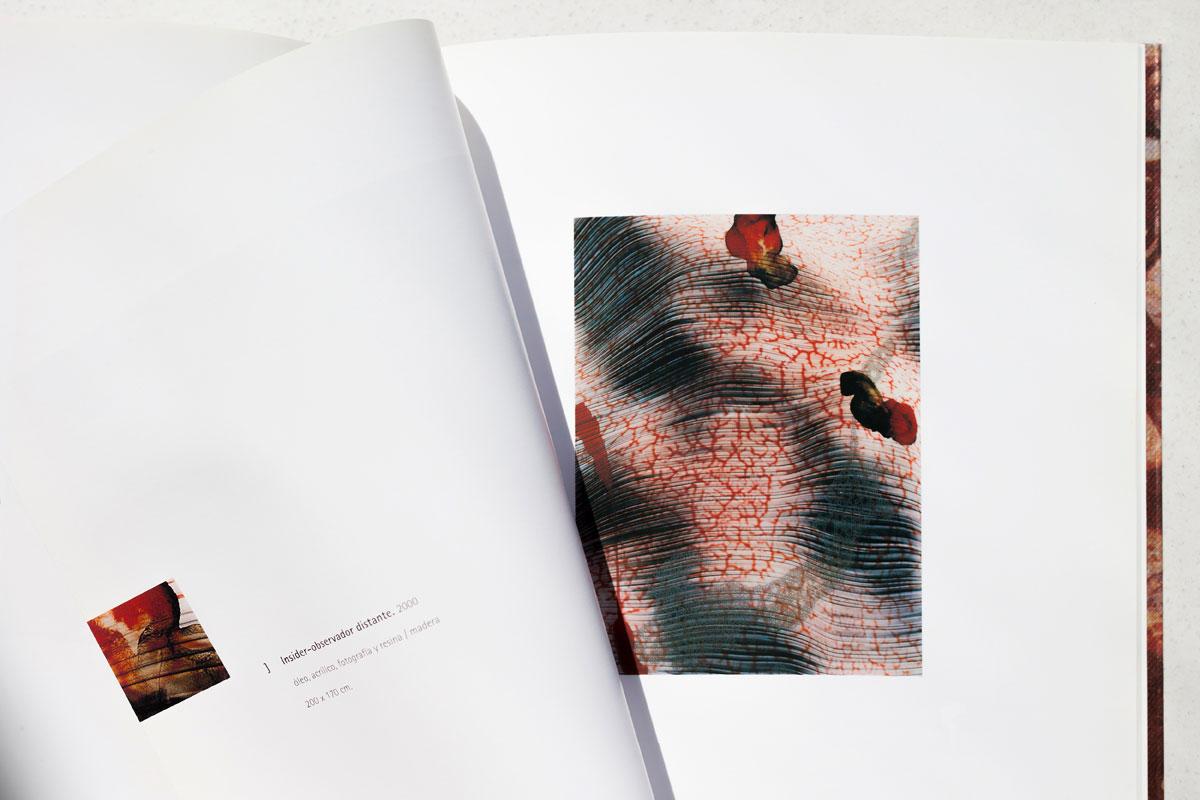Darío Urzay Diseño Editorial Sala Rekalde Catálogo exposiciones interior