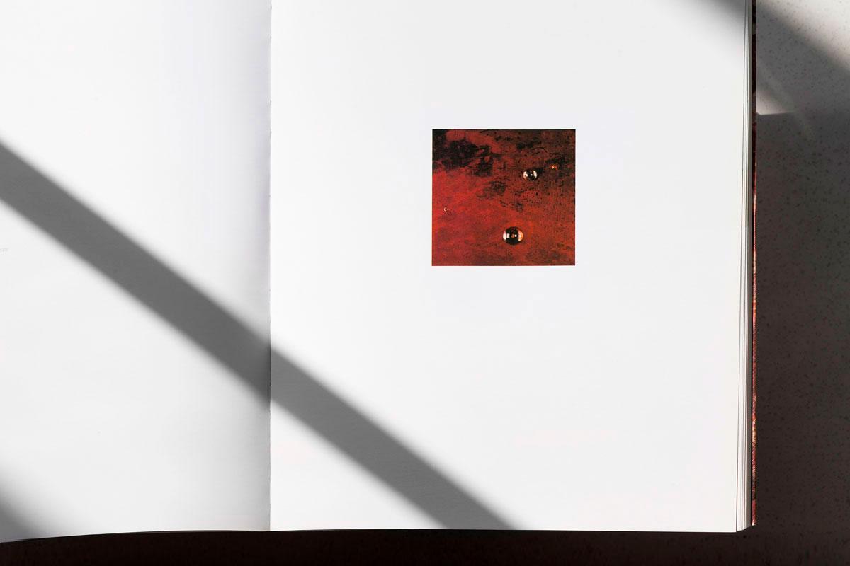 Darío Urzay Diseño Editorial Sala Rekalde Catálogo exposiciones interior general