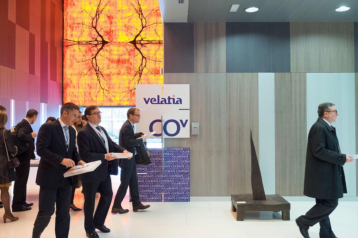 Velatia Anual meeting eventos