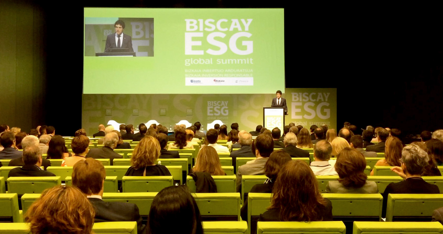 Biscay ESG global summit