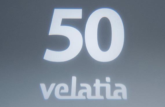 50 aniversario - Velatia
