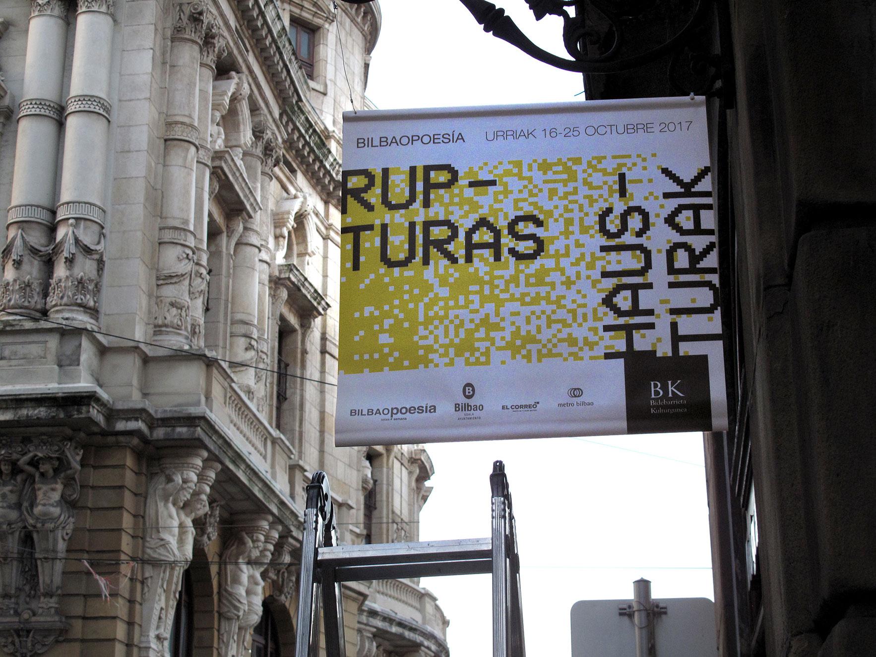 Bilbao poesía branding