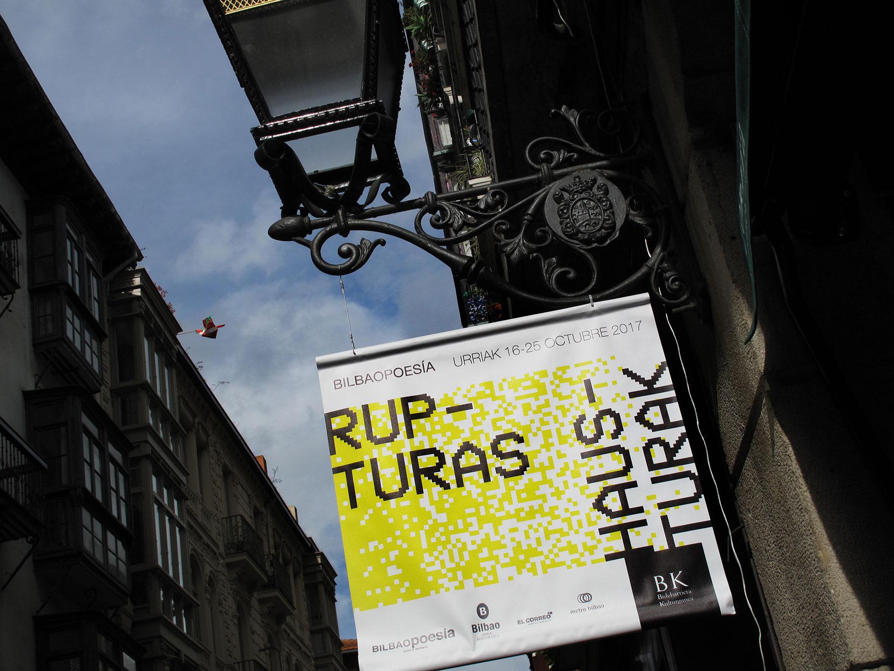 Bilbao Poesía 2017