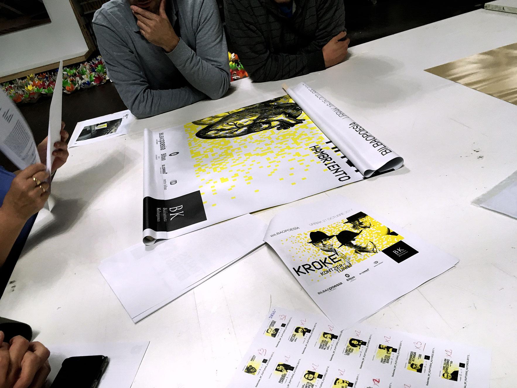 Bilbao poesía Branding estrategia diseño