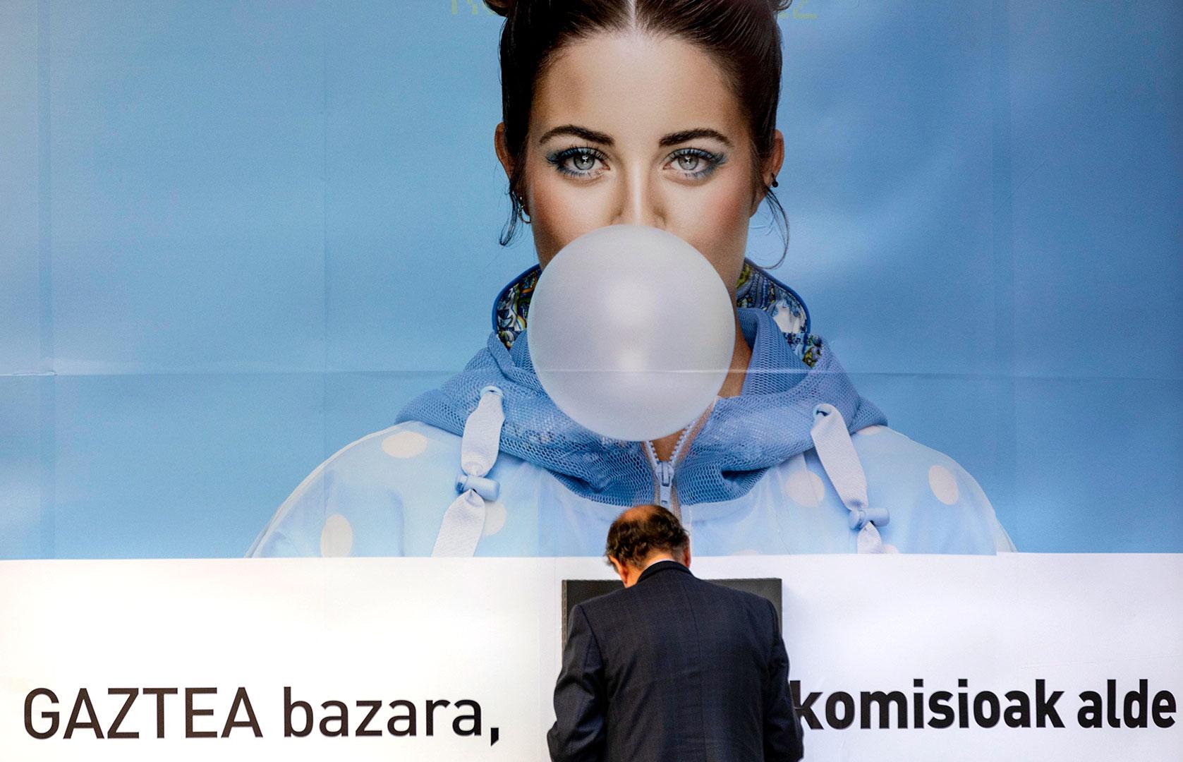 Kutxabank korner publicidad Comunicación corporativa Estrategia de marca