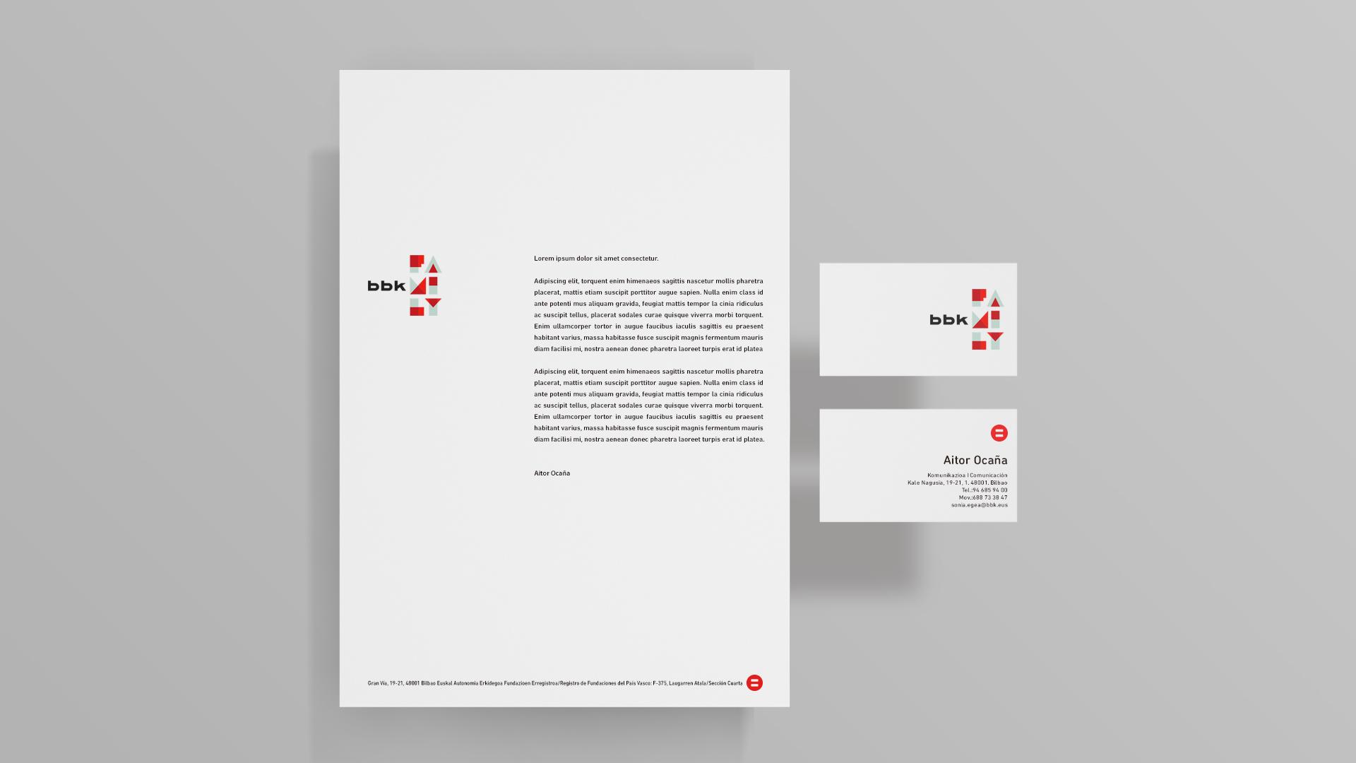 BBK Family diseño editorial branding comunicación corporativa