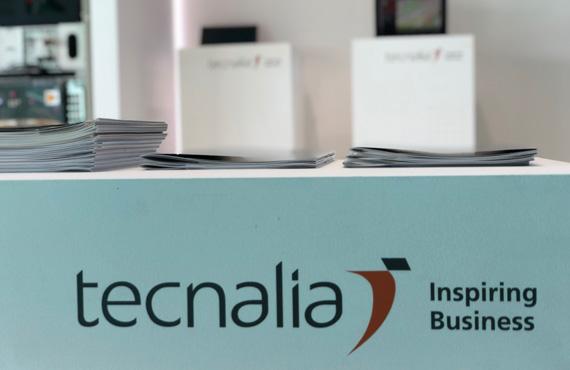 Stand Tecnalia. Feria Go Mobility 2020